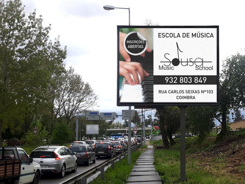 CDN003– Coimbra – Circular Externa – Junto à Casa do Sal