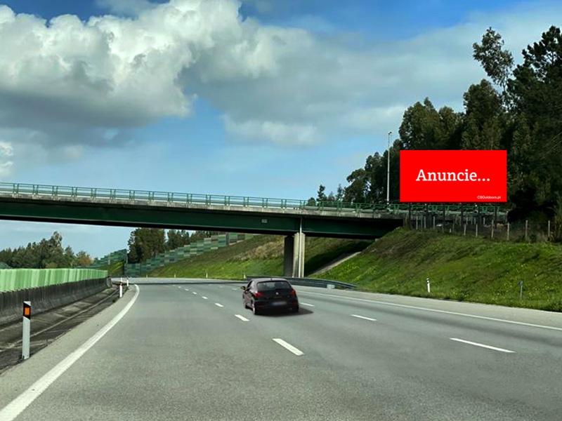Novo Reforço na A1 Coimbra