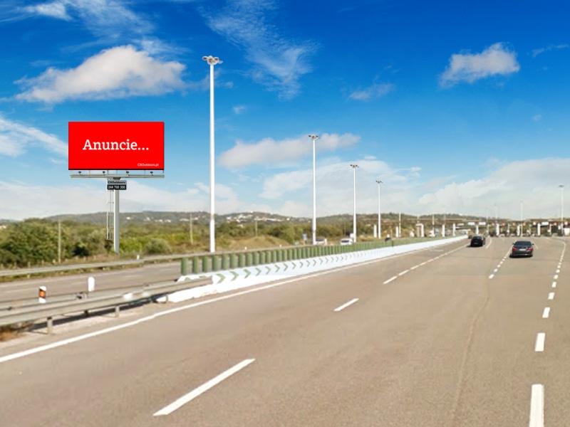 Novo Reforço na A2 Algarve