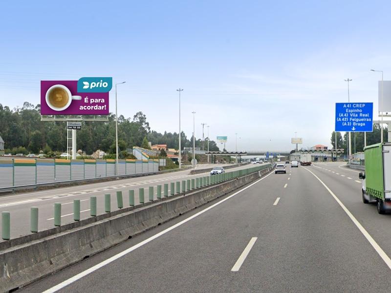 MONO014 – A1 Porto