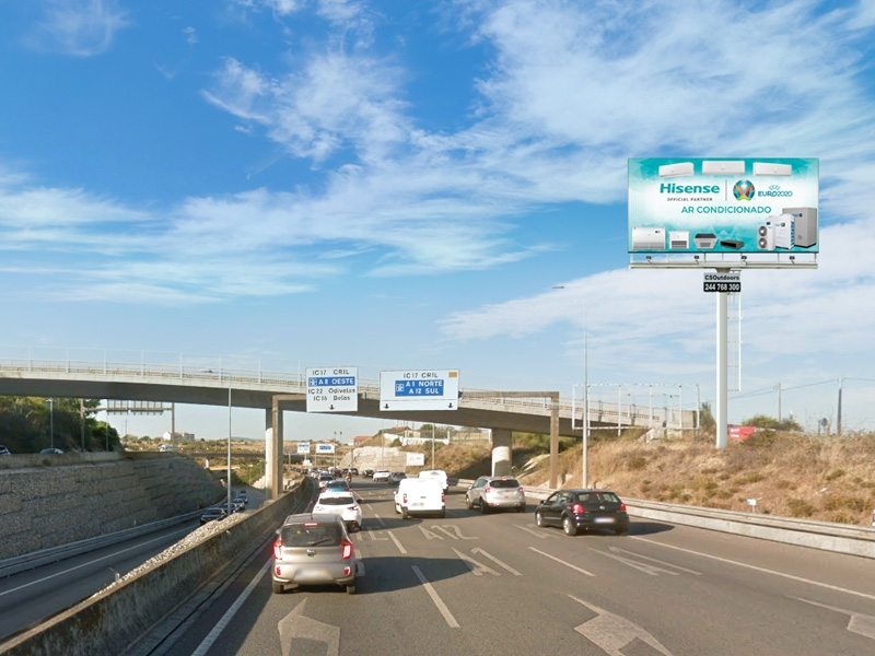 MONO117 - Lisboa - Eixo Norte Sul