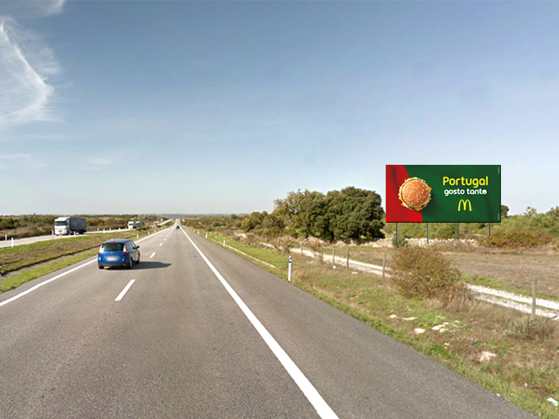 A CSOutdoors apresenta uma nova estrutura na A25 Vilar Formoso